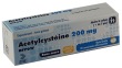 Acetylcysteine arrow 200 mg, comprimé effervescent